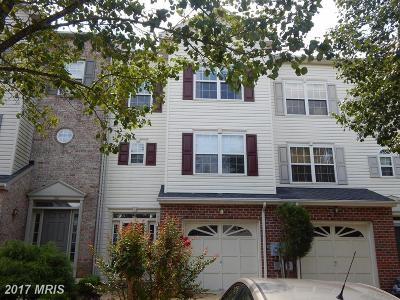 Prince Frederick Townhouse For Sale: 266 Cambridge Place
