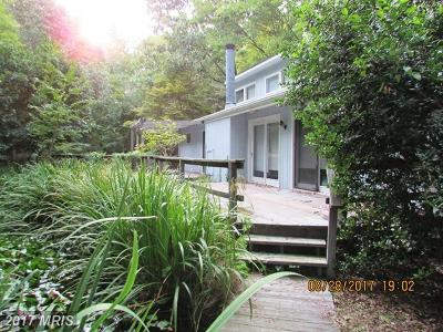 Lusby Single Family Home For Sale: 12555 Tongue Cove Lane
