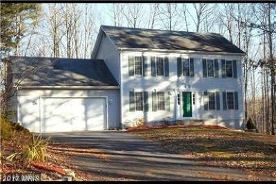 Calvert Single Family Home For Sale: 12982 Soundings Road