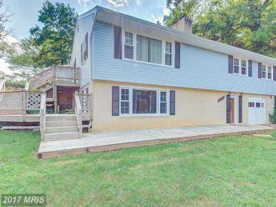 Saint Leonard Single Family Home For Sale: 5871 Hickory Road