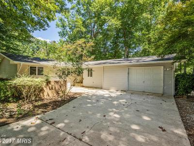 Lusby Single Family Home For Sale: 12301 Silver Rock Circle