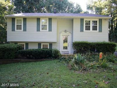 Huntingtown Single Family Home For Sale: 1861 Oldfield Drive