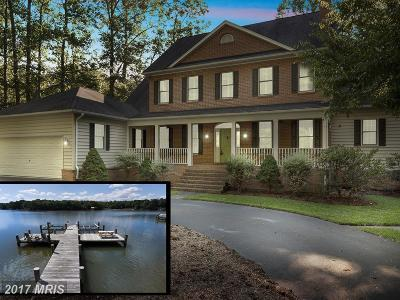 Lusby Single Family Home For Sale: 650 Tidehead Way