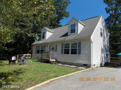 Lusby Single Family Home For Sale: 7732 Pine Boulevard