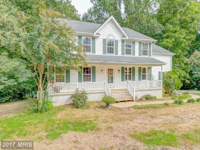 Calvert Single Family Home For Sale: 2200 Henry Hutchins Road