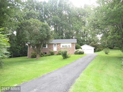 Chesapeake Beach Single Family Home For Sale: 3337 Chesapeake Beach Road
