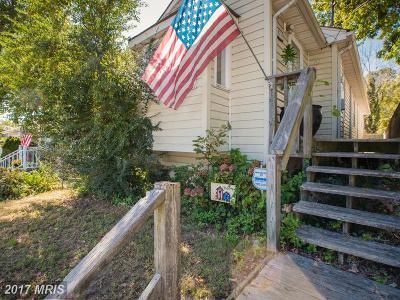 Chesapeake Beach Single Family Home For Sale: 8214 E Street