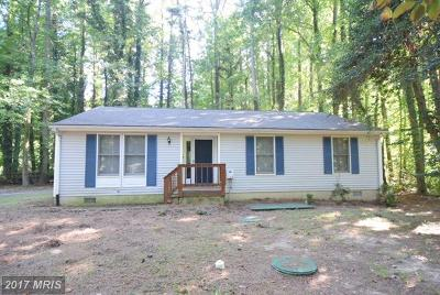 Lusby Single Family Home For Sale: 12955 Walsh Lane