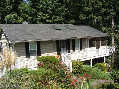 Lusby Single Family Home For Sale: 11722 Big Bear Lane