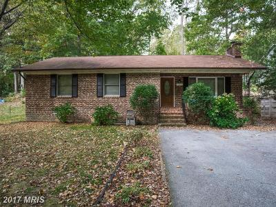 Lusby Single Family Home For Sale: 11893 Little Cove Point Road