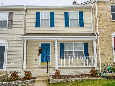 Chesapeake Beach Townhouse For Sale: 8149 Woodland Lane
