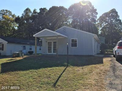 Lusby Single Family Home For Sale: 650 Field Road