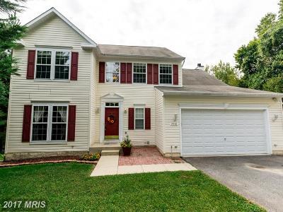 Chesapeake Beach Single Family Home For Sale: 2719 Oak Ridge Drive