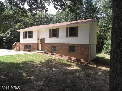 Lusby Single Family Home For Sale: 7555 Saw Mill Road