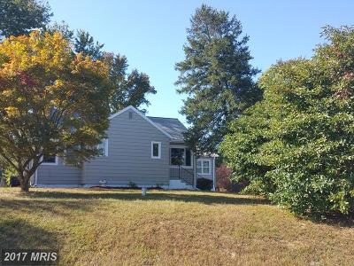 Prince Frederick Single Family Home For Sale: 310 German Chapel Road