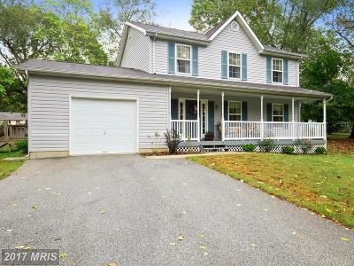 Lusby Single Family Home For Sale: 8318 Manor View Road