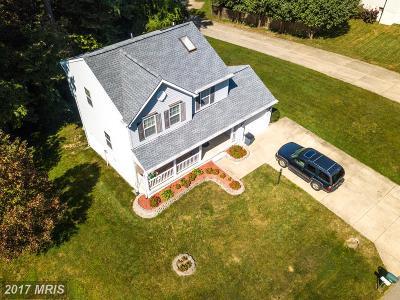 Chesapeake Beach Single Family Home For Sale: 2472 Woodland Court