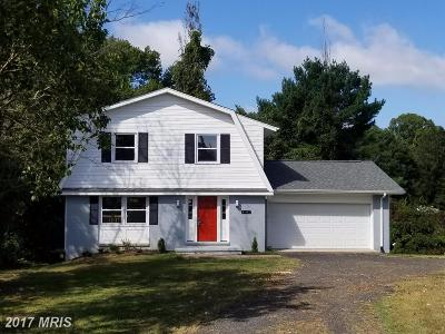 Prince Frederick Single Family Home For Sale: 4985 Sandy Point Road
