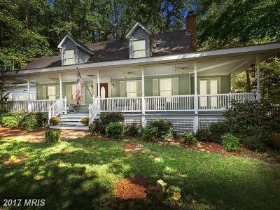 Saint Leonard Single Family Home For Sale: 5778 Eucalyptus Drive