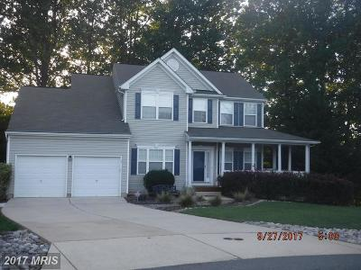 Chesapeake Beach Single Family Home For Sale: 3224 Ina Chase