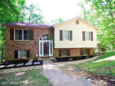 Lusby Single Family Home For Sale: 707 Cougar Court