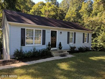 Prince Frederick Single Family Home For Sale: 3723 Cassell Boulevard