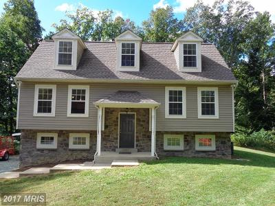 Chesapeake Beach Single Family Home For Sale: 3821 10th Street