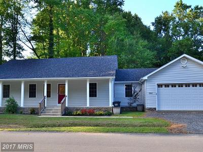 Lusby Single Family Home For Sale: 11569 Bootstrap Trail