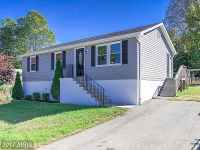 Chesapeake Beach Single Family Home For Sale: 3805 Chesapeake Avenue