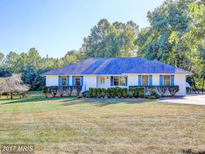 Huntingtown Single Family Home For Sale: 630 Walton Road