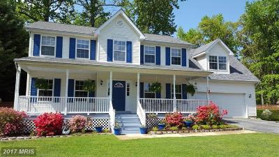 Lusby Single Family Home For Sale: 11310 Donner Court