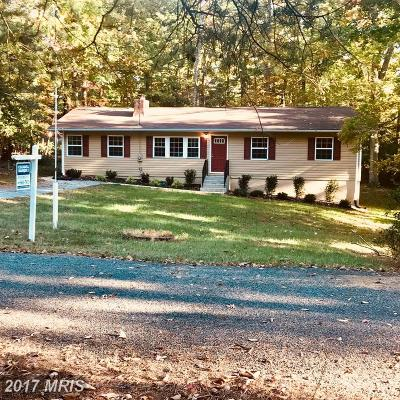 Lusby Single Family Home For Sale: 12524 Tahoda Court