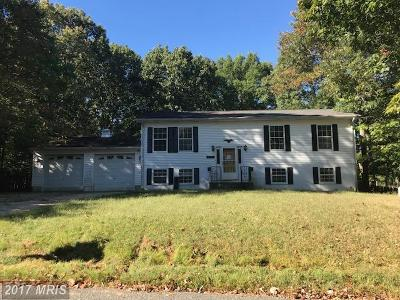 Lusby Single Family Home For Sale: 7715 Schooner Drive