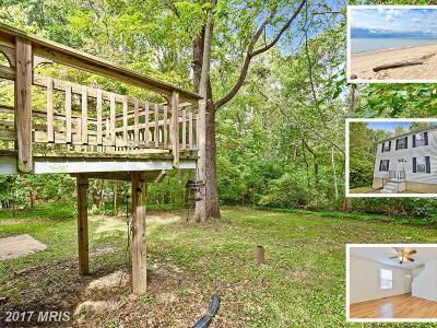 Chesapeake Beach Single Family Home For Sale: 7543 I Street