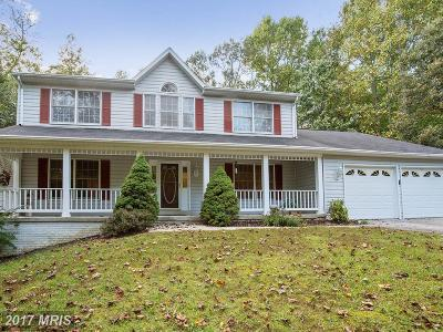 Huntingtown MD Single Family Home For Sale: $399,000