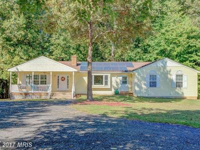 Calvert Single Family Home For Sale: 4331 Williams Wharf Road