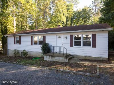 Lusby Single Family Home For Sale: 1015 Side Saddle Trail