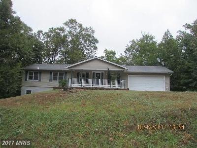 Lusby Single Family Home For Sale: 463 Bronco Trail