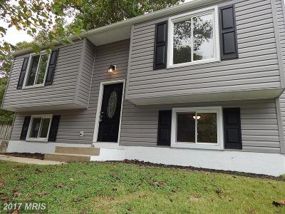 Prince Frederick Single Family Home For Sale: 4100 Cassell Boulevard