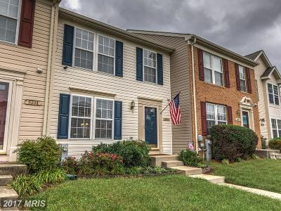 Calvert Townhouse For Sale: 8108 Silver Fox Way