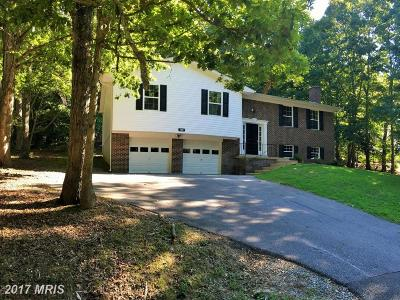 Calvert Single Family Home For Sale: 13145 Saint Johns Creek Road