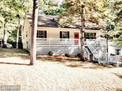 Lusby Single Family Home For Sale: 1044 Rimrock Road