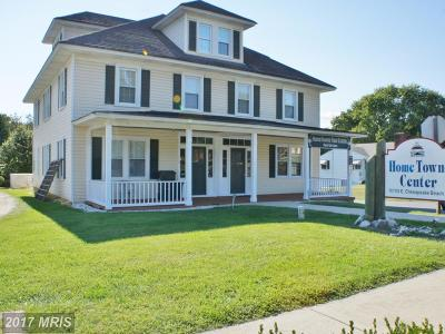 Calvert Single Family Home For Sale: 111 Chesapeake Beach Road