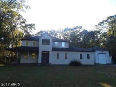 Prince Frederick Single Family Home For Sale: 1510 Lottie Fowler Road