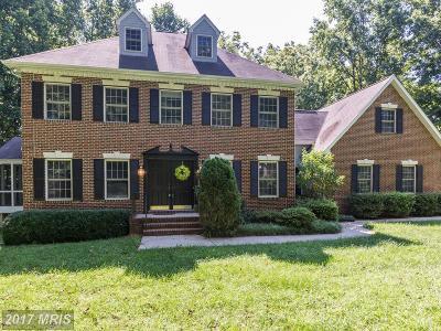 Calvert Single Family Home For Sale: 8847 Stratford Court