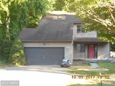 Calvert Single Family Home For Sale: 9150 Sam Owings Place
