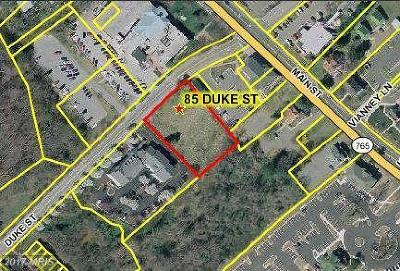 Prince Frederick Residential Lots & Land For Sale: 85 Duke Street