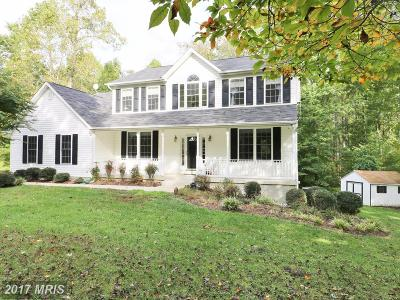 Calvert Single Family Home For Sale: 815 Carson Road