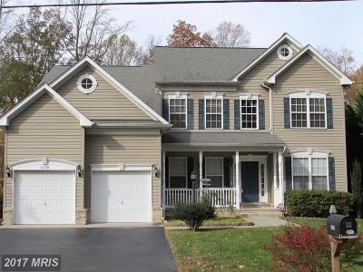 Huntingtown MD Single Family Home For Sale: $499,000