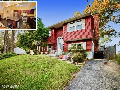 North Beach Single Family Home For Sale: 3606 4th Street